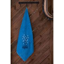 Kylpypyyhe Pikkupuoti Suovilla, 70x140cm, turkoosi