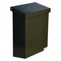 Postilaatikko PP-Tuote, PATE 345, musta