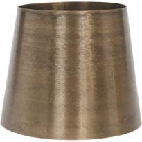 Varjostin PR Home Mia, metallivarjostin, Ø 175/130 x 145 mm, raakamessinki