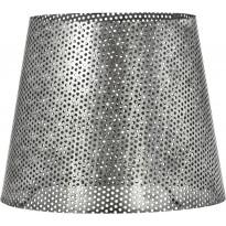 Varjostin PR Home Mia, reiitetty metallivarjostin, Ø 200/140 x 170 mm, antiikkihopea