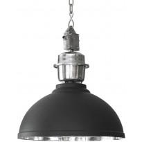 Kattovalaisin PR Home Manchester, Ø 520 x 560 mm, musta/hopea, Verkkokaupan poistotuote