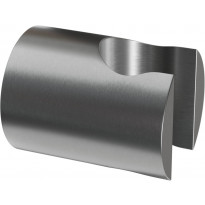 Käsisuihkun pidike Primy Steel Expression, teräs