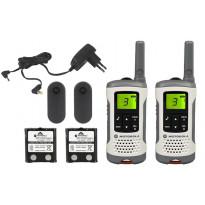 PMR-radiopuhelinpari Motorola T50