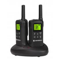 PMR-radiopuhelinpari Motorola T60