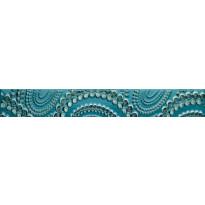 Koristelista Pukkila Ophelia Hestia Petrol, kiiltävä, sileä, 447x60mm
