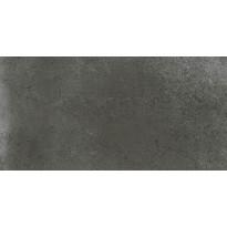 Seinälaatta Pukkila Europe Black, himmeä, sileä, 397x197mm