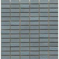 Mosaiikkilaatta Pukkila Esprit mosaiikki Ocean, himmeä, sileä, 49.5x15mm