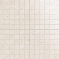 Mosaiikkilaatta Pukkila Archistone Limestone Crema, puolikiiltävä, 25x25mm
