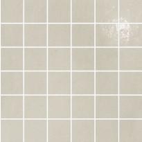 Mosaiikkilaatta Pukkila Puntozero Riso, puolikiiltävä, sileä, 50x50mm
