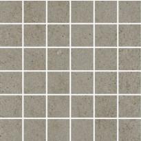 Mosaiikkilaatta Pukkila Puntozero Biscotto, himmeä, sileä, 50x50mm
