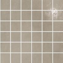 Mosaiikkilaatta Pukkila Puntozero Biscotto, puolikiiltävä, sileä, 50x50mm