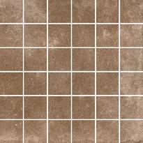 Mosaiikkilaatta Pukkila Reden Biscuit, himmeä, sileä, 47x47mm