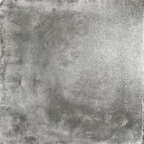 Lattialaatta Pukkila Reden Dark Grey, himmeä, karhea, paksu, 798x798mm