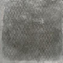 Kuviolaatta Pukkila Reden Dark Grey, himmeä, sileä, 598x598mm