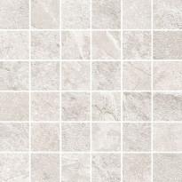 Mosaiikkilaatta Pukkila Blackboard White, himmeä, sileä, 300x300mm