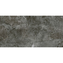 Lattialaatta Pukkila Blackboard Anthracite, himmeä, karhea, 598x298mm