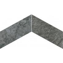 Lista Pukkila Blackboard Anthracite, himmeä, sileä, 475x195mm