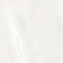 Lattialaatta Pukkila Landstone White, himmeä, sileä, 598x598mm