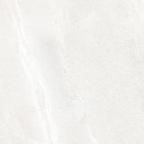 Lattialaatta Pukkila Landstone White, himmeä, karhea, 598x598mm