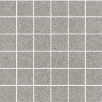 Mosaiikkilaatta Pukkila Landstone Grey, himmeä, sileä, 48x48mm