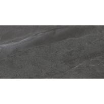 Lattialaatta Pukkila Landstone Anthracite, himmeä, sileä, 1198x598mm