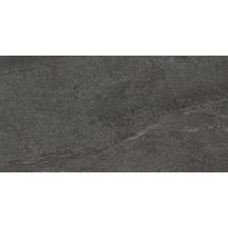 Lattialaatta Pukkila Landstone Anthracite, himmeä, karhea, 598x298mm