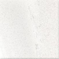 Lattialaatta Pukkila Landstone White, himmeä, sileä, 97x97mm