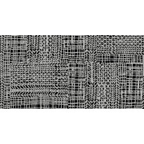 Lattialaatta Pukkila Craft Black/White, himmeä, sileä, 1198x598mm, Verkkokaupan poistotuote