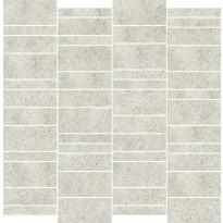 Mosaiikkilaatta Pukkila Deep mosaiikki Sugar mattoncino, himmeä, sileä, 50x75mm