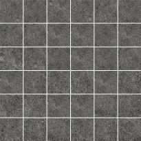 Mosaiikkilaatta Pukkila Deep mosaiikki Pepper, himmeä, sileä, 50x50mm