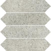 Mosaiikkilaatta Pukkila Deep mosaiikki Powder losanghe, himmeä, sileä, 30x7.5mm