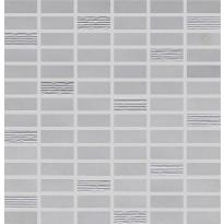 Mosaiikkilaatta Pukkila Biocrete mosaiikki Mineral, himmeä, sileä, 48x20mm