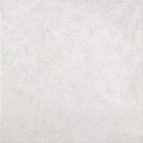 Lattialaatta Pukkila Evoluzione Bianco, puolikiiltävä, sileä, 598x598mm