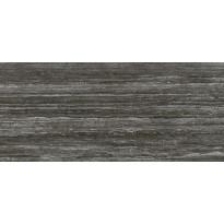 Lattialaatta Pukkila Italian Icon Vein Cut Black, kiiltävä, sileä, 1785x785mm