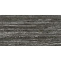 Lattialaatta Pukkila Italian Icon Vein Cut Black, kiiltävä, sileä, 1190x594mm