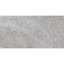 Lattialaatta Pukkila Italian Icon Cross Cut Grey, himmeä, sileä, 598x298mm