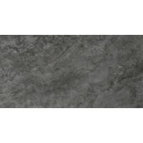 Lattialaatta Pukkila Italian Icon Cross Cut Black, himmeä, sileä, 598x298mm