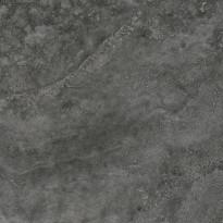 Lattialaatta Pukkila Italian Icon Cross Cut Black, himmeä, karhea, 598x598mm