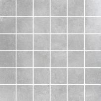 Mosaiikkilaatta Pukkila Europe Grey, himmeä, sileä, 50x50mm