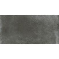 Lattialaatta Pukkila Europe Black, himmeä, sileä, 598x298mm