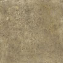 Lattialaatta Pukkila Metal Soul Brass, puolikiiltävä, sileä, 798x798mm