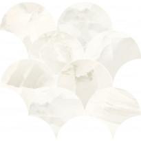 Mosaiikkilaatta Pukkila Rock Symphony Opera Vaaleanharmaa, kiiltävä, sileä, 290x280mm
