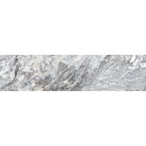Lattialaatta Pukkila Rock Symphony Blues Siniharmaa, kiiltävä, sileä, 594x147mm