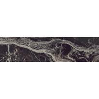Lattialaatta Pukkila Rock Symphony Power Ruskea, kiiltävä, sileä, 594x147mm