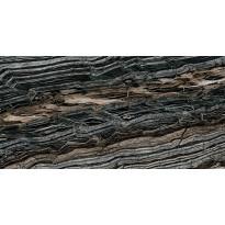 Lattialaatta Pukkila Rock Symphony Glam Musta, kiiltävä, sileä, 1190x594mm