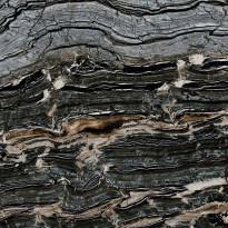 Lattialaatta Pukkila Rock Symphony Glam Musta, kiiltävä, sileä, 594x594mm