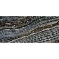 Lattialaatta Pukkila Rock Symphony Glam Musta, kiiltävä, sileä, 1785x785mm