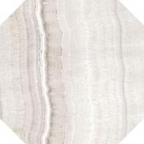 Lattialaatta Pukkila Rock Symphony Art Greige 8-kulmainen, kiiltävä, sileä, 594x594mm
