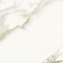 Lattialaatta Pukkila Marble Boutique Calacatta White, kiiltävä, sileä, 785x785mm
