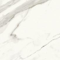 Lattialaatta Pukkila Marble Boutique Statuario White, kiiltävä, sileä, 594x594mm